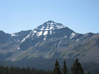 Hesperus Mountain (Colorado) - Hesperus Mountain