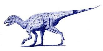 Clarens Formation - Heterodontosaurus