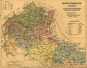 Heves Varmegye Wikipedia