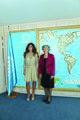 Heydər Əliyev Fondunun prezidenti, UNESCO-nun xoşməramlı səfiri Mehriban Əliyevanın UNESCO-nun baş direktoru İrina Bokova ilə görüşü..JPG