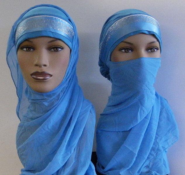 File:Hijab Niqab Veil.jpg