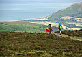 Hikers and Porlock Bay.jpg