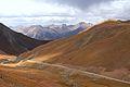 Hills around Song Köl lake, Kyrgyzstan; Thomas Depenbusch; June 2012.jpg