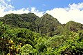 Hills of Iao Valley, Mau, Hawaii - panoramio.jpg