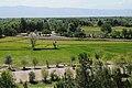 Hillside view in Khawajah Bahawuddin, Takhar Province, Afghanistan.jpg