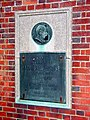 Hine Memorial, Lower Tilehouse Street, Hitchin - geograph.org.uk - 470899.jpg