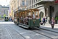 Historical tram in Helsinki in 2019 (2).jpg