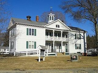 Brimfield, Massachusetts Town in Massachusetts, United States
