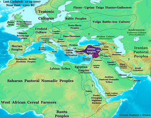 datazione Mapa ng Mesopotamia