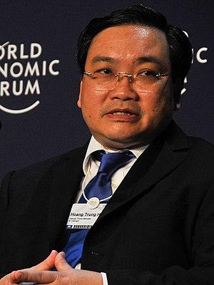 Hoàng Trung Hải - Hoang Trung Hai in 2009