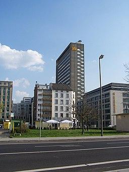 Hafenstraße in Frankfurt am Main
