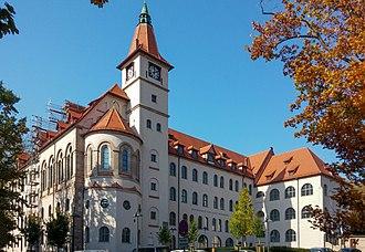 Hochschule für Musik Nürnberg - Image: Hochschule für Musik Nürnberg (1)