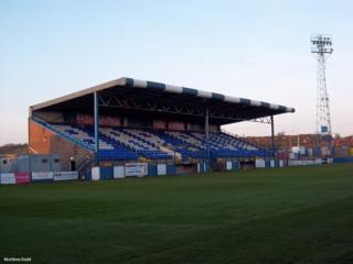 Holker Street English sports venue in Cumbria