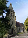 Holy Trinity Church, Colemans Hatch (NHLE Code 1028300).JPG