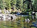 Home of the Trout, McCloud River, CA 2000 (15023743754).jpg
