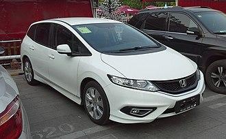 Dongfeng Honda - Image: Honda Jade China 2014 04 27