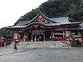 Honden of Taikodani Inari Shrine 2.jpg