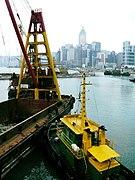 Hong Kong dredger123