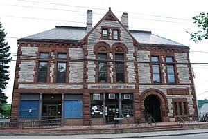 Hopedale, Massachusetts - Town Hall