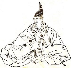 Hosokawa Yoriyuki - Hosokawa Yoriyuki by Kikuchi Yōsai