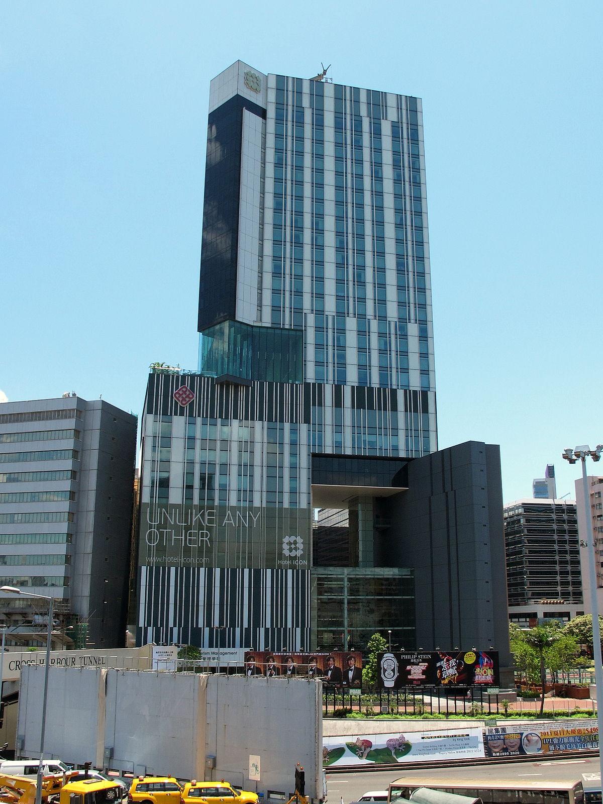 Icon Hotel Hong Kong Spa