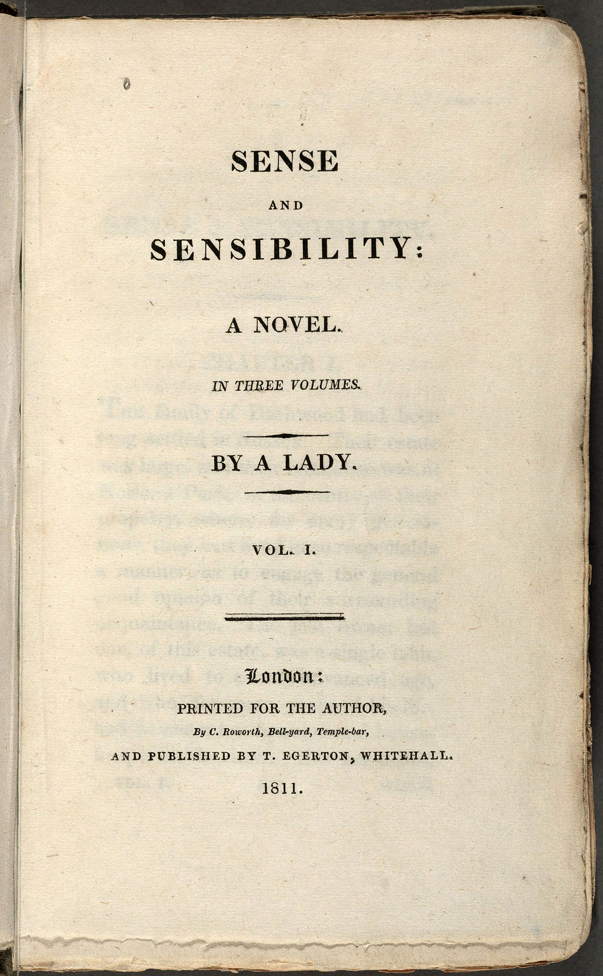an analysis of themes in sense and sensibility by jane austen In jane austen's novel sense and sensibility, engagements and consequent marriages occur contrary to expectations this is because all the clues and evidence held important by society and seen as indicative of engagement are ambiguous at best, if not entirely baseless and reliant on mere supposition.