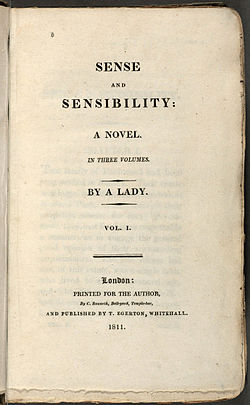 image illustrative de l'article Sense and Sensibility