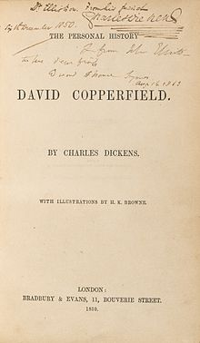 David Copperfield - Wikipedia