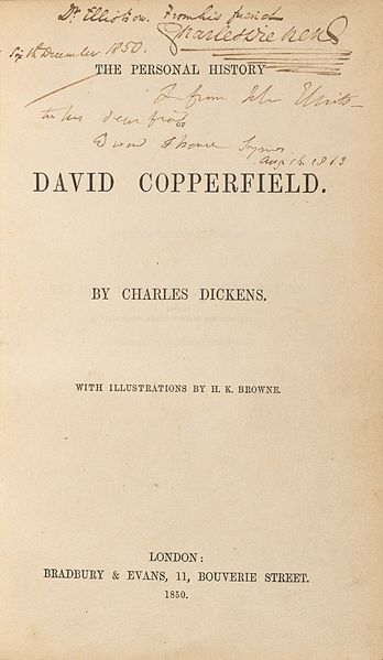 david copperfield opening line