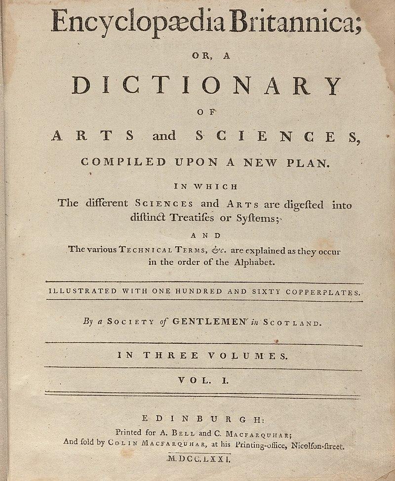 Houghton Typ 705.71.363 Encyclopaedia Britannica, 1771 - title page.jpg