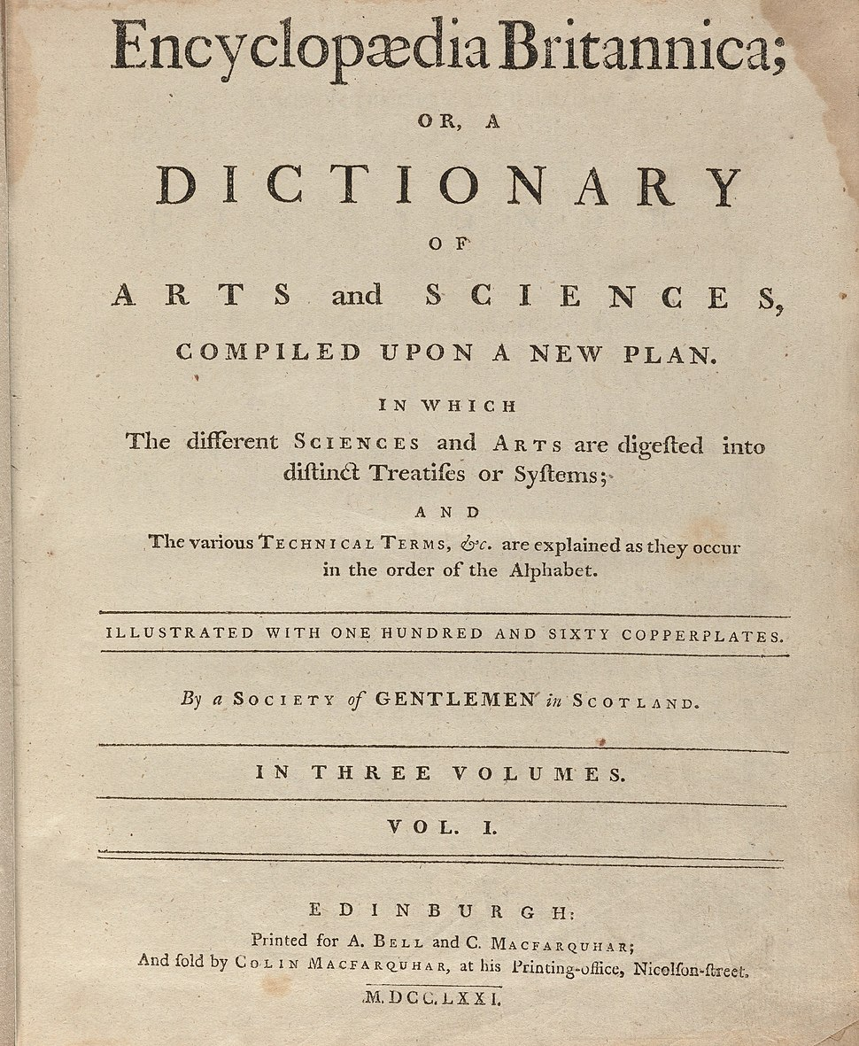Houghton Typ 705.71.363 Encyclopaedia Britannica, 1771 - title page.jpg