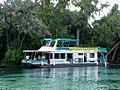 Houseboat in FloridaSprings.JPG