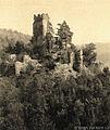 Hrad Zlenice, 1880.jpg