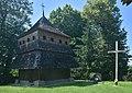 Hrebenne, cerkiew św. Mikołaja, dzwonnica (HB15).jpg