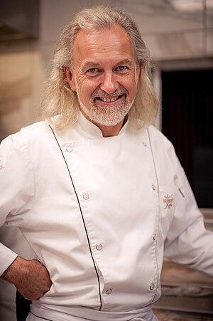 Chef Hubert Keller.