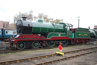 Great Central Railway - No. 506 Butler-Henderson, the sole surviving GCR Class 11F locomotive