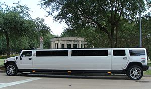 Hummer Limo in Houston.JPG
