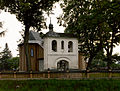 Humniska, kościół św. Stanisława, zewnątrz 03.jpg