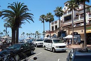 Huntington Beach, California City in California, United States