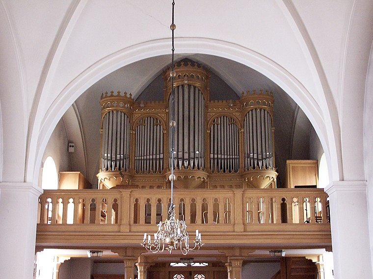 Limhamns kyrka - Svenskakyrkan Malm