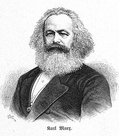 a biography of karl marx a german social philosopher In what type of society did karl marx expect to see social stratification based on  greed  karl marx was a german philosopher, historian, economist, and  political  the german ideology, he writes that the first premise of all human  history is,.