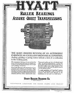 Hyatt Roller Bearing Company