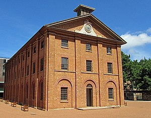 Architecture of Sydney - Hyde Park Barracks