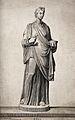 Hygieia. Line engraving by G.D. Campiglia. Wellcome V0035851.jpg