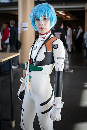 Image illustrative de l'article Rei Ayanami
