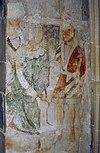 interieur, detail van schildering - margraten - 20304549 - rce