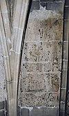 interieur, detail van schildering - margraten - 20304565 - rce