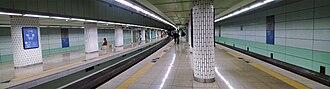 Bakchon station - Image: IRTC Incheon Subway 1 Bakchon Station