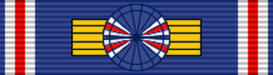 Leonor Beleza - Image: ISL Icelandic Order of the Falcon Grand Cross BAR