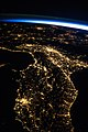 ISS-36 Nighttime image of parts of Italy.jpg